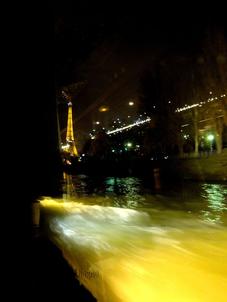 Magical Paris  by Diagne N'dèye