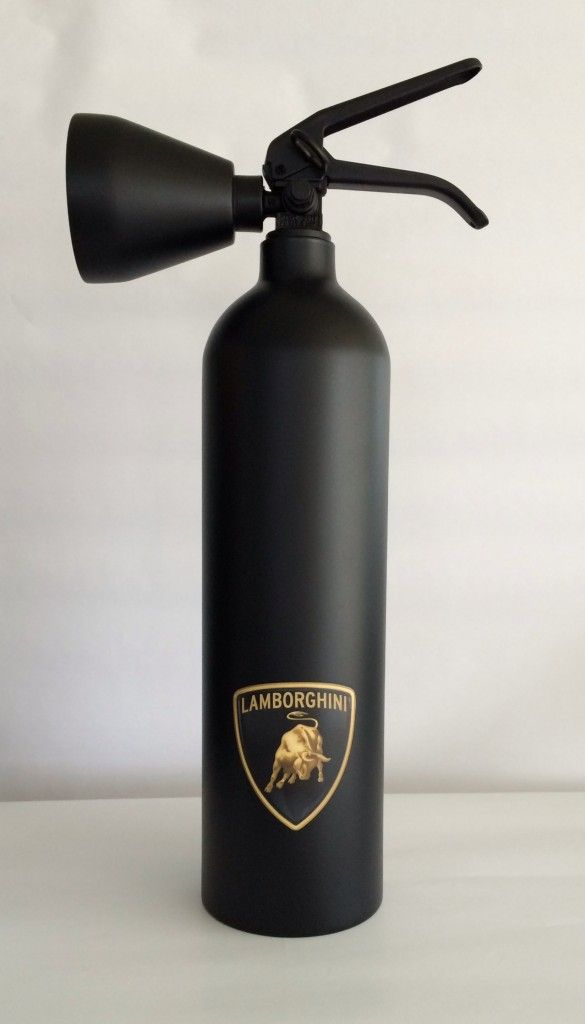 Lamborghini Fire Extinguisher