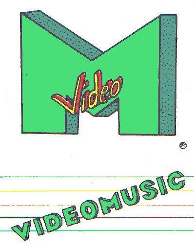 2 aprile 1984 nasce VIDEOMUSIC (logo)