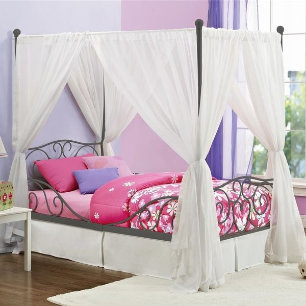 1000 ideas about canopy over bed on pinterest canopies for Drape canopy over bed
