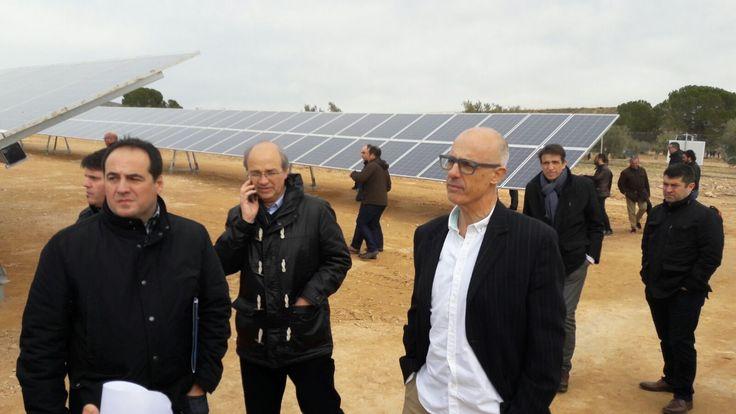 Un innovador sistema de bombeo fotovoltaico para riefo, financiado por la Comisión Europea, ha logrado reducir un 60 por ciento el consumo energético y conseguido un ahorro de hasta el 30  ...