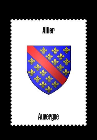 France • Auvergne • Allier