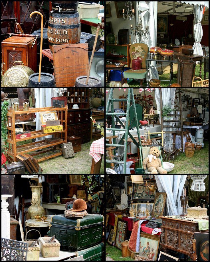 129 Best Flea Markets / Antique Fairs Images On Pinterest