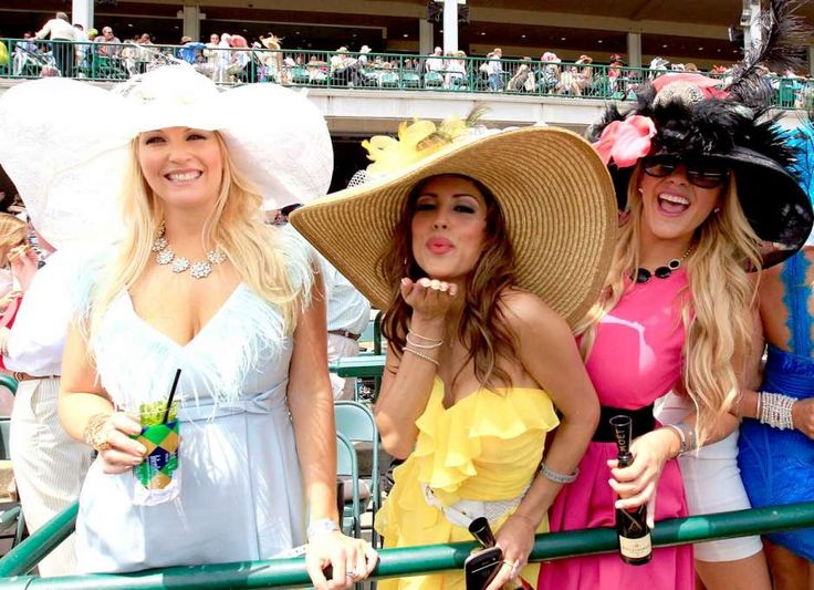 Hats and Horses: The best styles from the Kentucky Derby | FOX Sports on MSN
