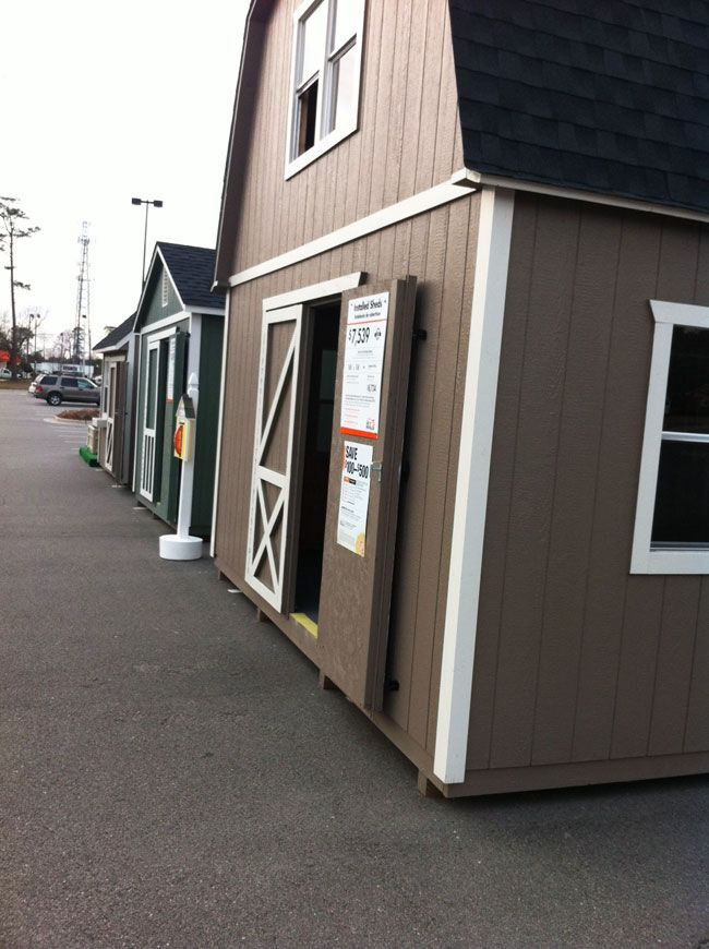 Home Depot Tiny Houses If Money Grew On Trees Cabin