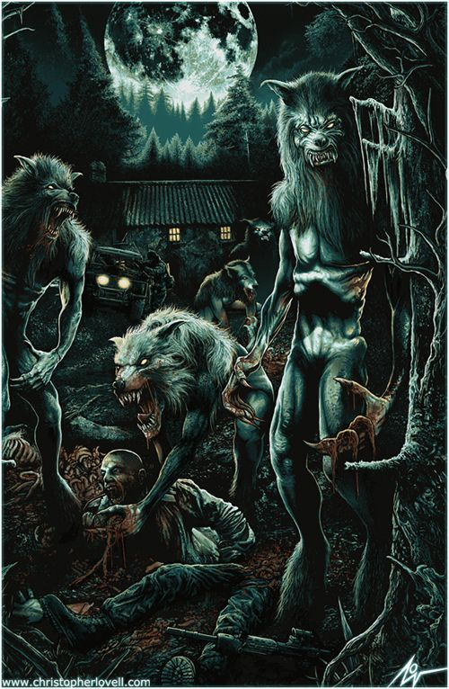 DOG SOLDIERS - CHRISTOPHER LOVELL - FRIGHT RAGs by ~Lovell-Art on deviantART