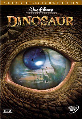 Dinosaur (2-Disc Collectors Edition) @ niftywarehouse.com #NiftyWarehouse #Disney #DisneyMovies #Animated #Film #DisneyFilms #DisneyCartoons #Kids #Cartoons