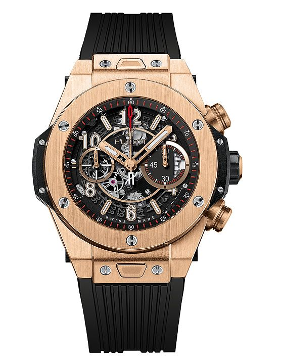 www.watchtime.com | watch to watch  | Hublot Big Bang Unico | Hublot BigBang Unico kinggold 560
