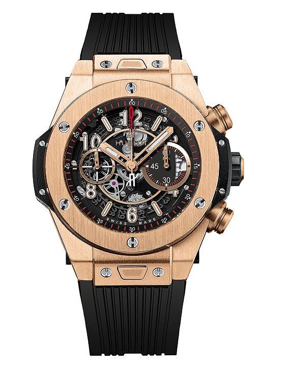 www.watchtime.com | watch to watch  | Hublot Big Bang Unico | Hublot BigBang Unico kinggold 560