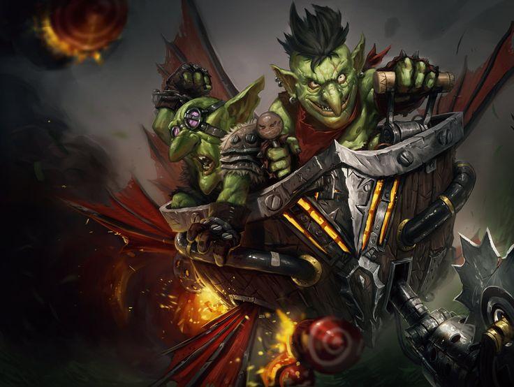 30 best goblins warcraft images on pinterest character