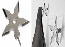 Unique Coat Hooks: Delectable Unique Coat Hooks Star Xl Hooks In Delectable  Interior Design