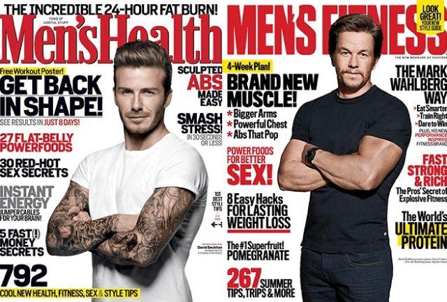 FREE Men's Health Magazine Subscription – Sure Free Stuff