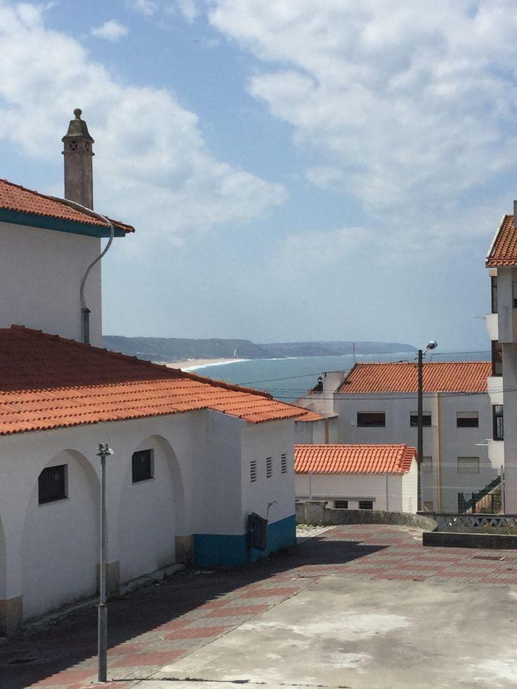 Ajatuksilla avaraa tilaa virrata! Matkailualan oppilaitos Nazaressa, Portugalissa