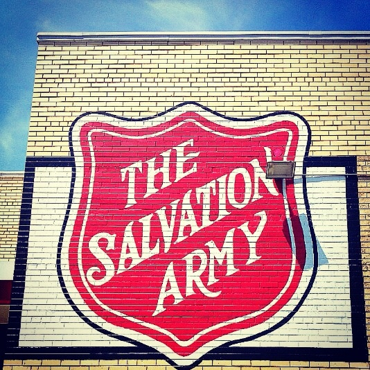 Salvation Army Ford Road Garden City