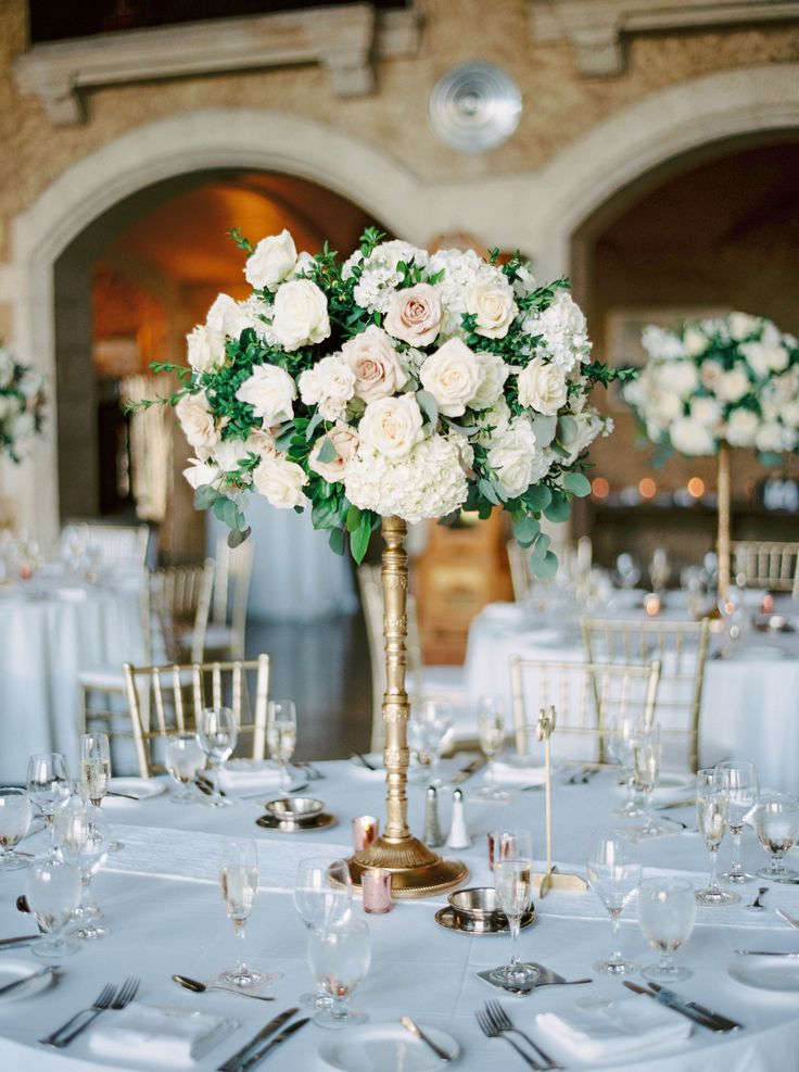 2797 best wedding centerpieces images on pinterest diy wedding a navy blush beauty we cant stop staring at junglespirit Choice Image