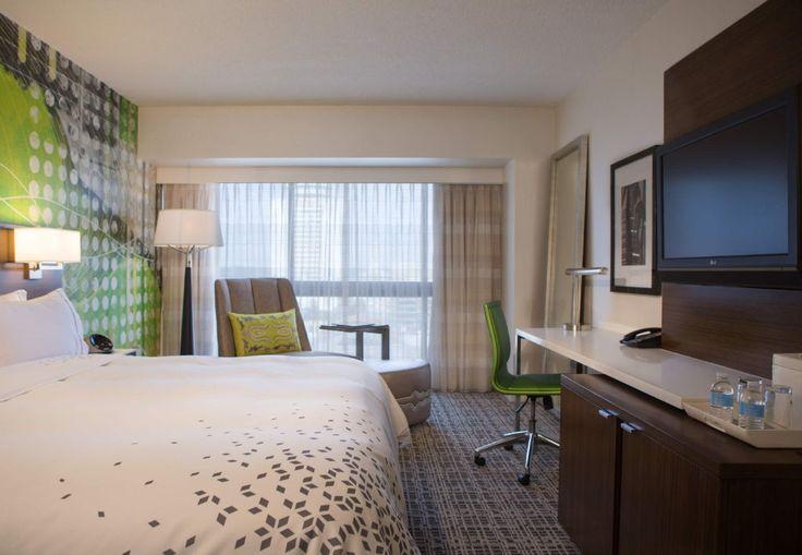 Concierge King Guest Room Renaissance Nashville Hotel   TN 37203