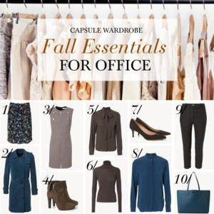 Essentiele kleding voor je zakelijke garderobe