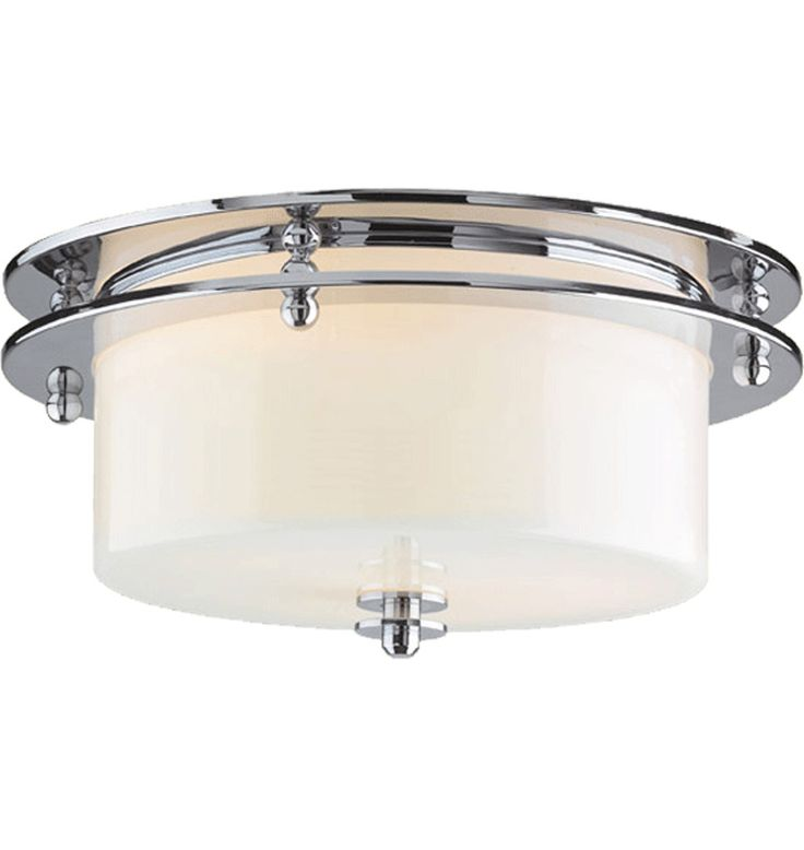 Arthur Flush Mount Streamline Flush Ceiling Fixture A9422