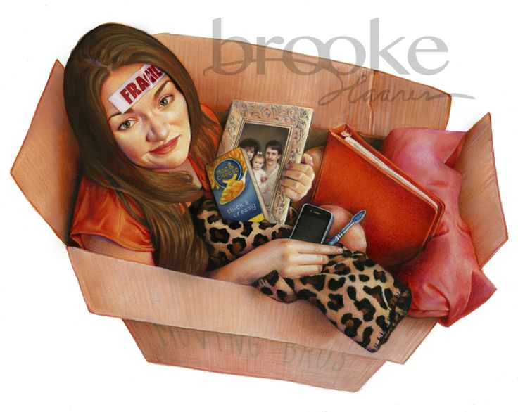 """""""Moving Out"""" by Brooke Haarer"""