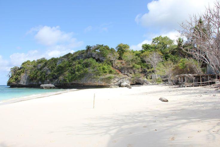 Pantai Marumasa Sulawesi Selatan Keindahan Pasir Putih yang Eksotis - Sulawesi Selatan