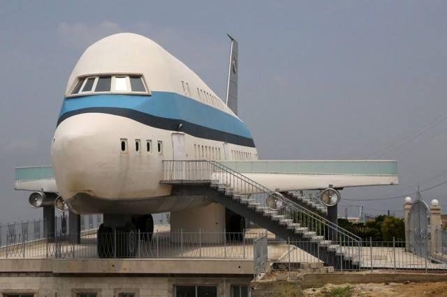 Maison-avion