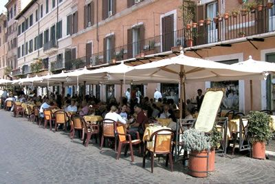 Dicas de Gastronomia para Lua de Mel em Roma