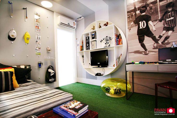 Casa Cor : Moderne kinderkamers van Pavan Fotografia   Marcus Vinicius Pavan