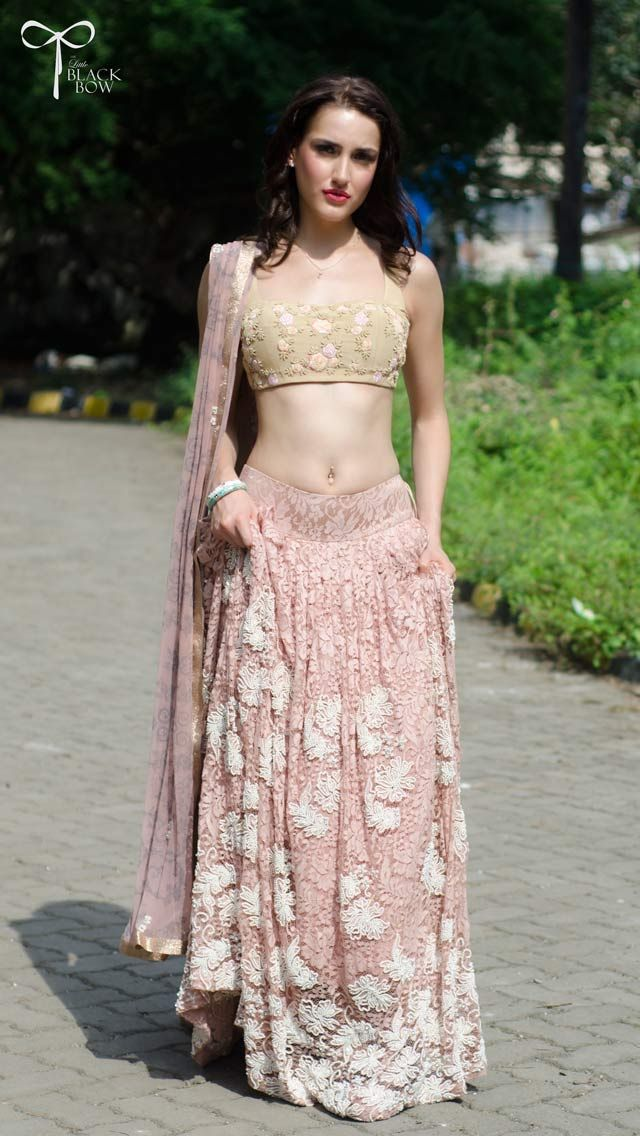 myShaadi.in > Indian Bridal Wear by The Little Black Bow