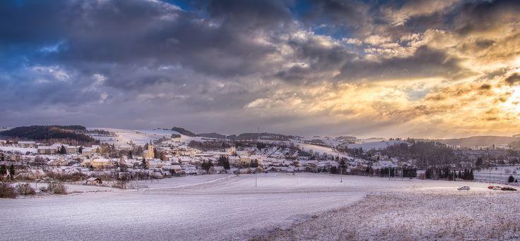 Olešnice December 2014 by Michal Vávra on 500px