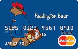 Paddington Arrives on Debit Cards | License! Global