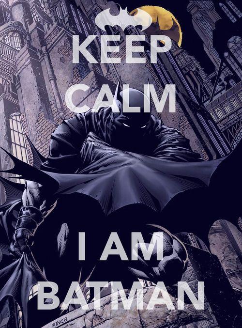 .: Batman Fanart, Batman Keepcalm, 3Batman 3, Batman But, I M Batman, Superheros Villains, Batman Love, Batman Family, Superheros Villans