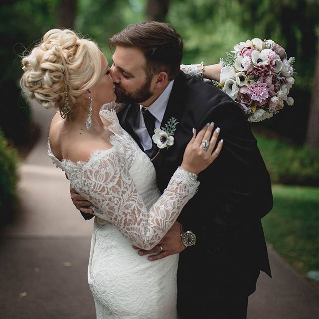 520 Best Lace Bridal Gowns Images On Pinterest