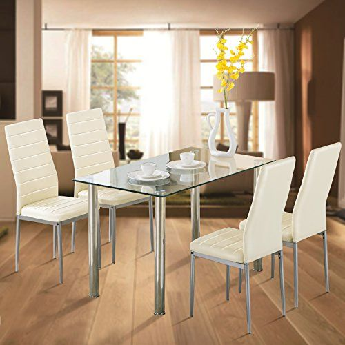 Awesome Top 10 Best White Dining Table Set - Top Reviews