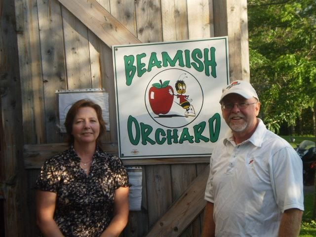 Beamish Orchard is a great place to pick organic apples on PEI in the fall! http://www.beamishorchard.ca/