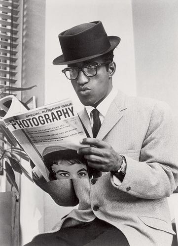 "Sammy Davis Jr. | Style Icon  Samuel George ""Sammy"" Davis, Jr. (1925 – 1990)...an American entertainer.....a dancer, singer, multi-instrumentalist (vibraphone, trumpet, and drums), impressionist, comedian, and Emmy-winning and Golden Globe-nominated actor."