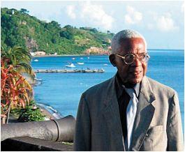 Aimé Césaire, partie II - Son nom a traversé les frontières grâce à ses écrits, dont la dimension universelle dépassait la Martinique et même la France. https://www.lawlessfrench.com/listening/aime-cesaire-2/