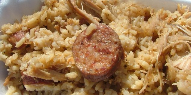 Chicken bog, a simple and savory staple dish bringing South Carolina communities together. Find out about the dish some say is even better than BBQ.