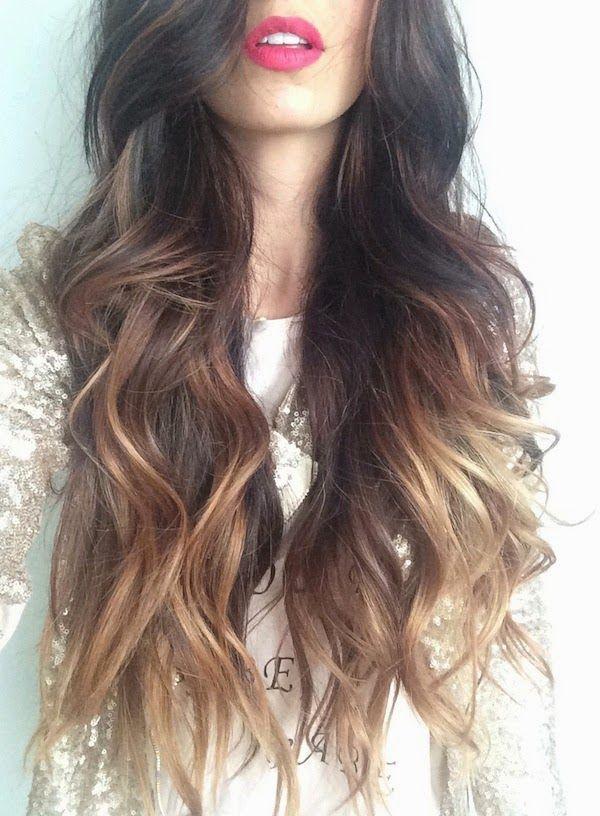 Beach Curls with TRESemmé