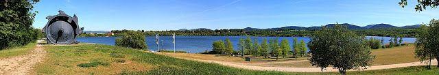 Naturwunder ...: Panoramen über den Olbersdorfer See bei Zittau / O...