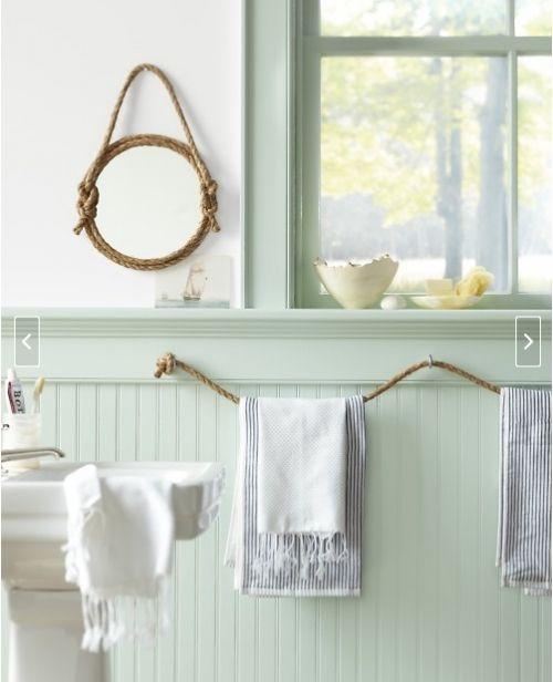 Pogodne Wnętrza: Inspiracje łazienkowe