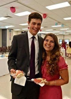 Michaella Bates and Brandon Keilen