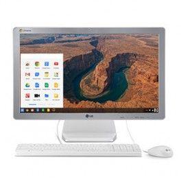 """LG 22CV241-W. 54.61 cm (21.5 """") IPS, 1920 x 1080, 250 cd/m2, Intel Celeron 2955U, 2GB DDR3L, 16GB SSD, LAN, Wi-Fi, HDMI, USB 3.0, USB 2.0 x 3, 5W x 2, Google Chrome"""
