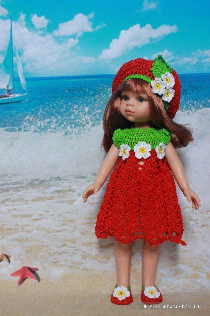Одна отдушина - куклы Paola Reina. / Paola Reina, Antonio Juan и другие испанские куклы / Бэйбики. Куклы фото. Одежда для кукол