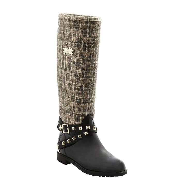 #philippplein #fallwinter2014 #fw2014 #shoes #boots #leather #studded #rubberboots #animalprint
