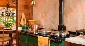 Perfect Big Sur stove.