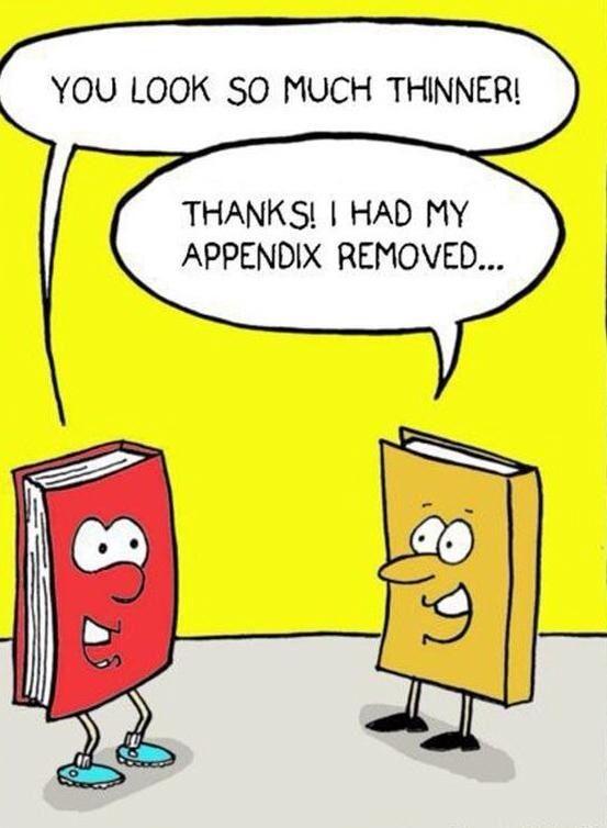 Library humour, hahahaha.                                                                                                                                                     More