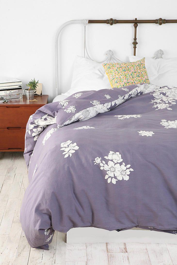best 25 purple duvet covers ideas on pinterest purple. Black Bedroom Furniture Sets. Home Design Ideas