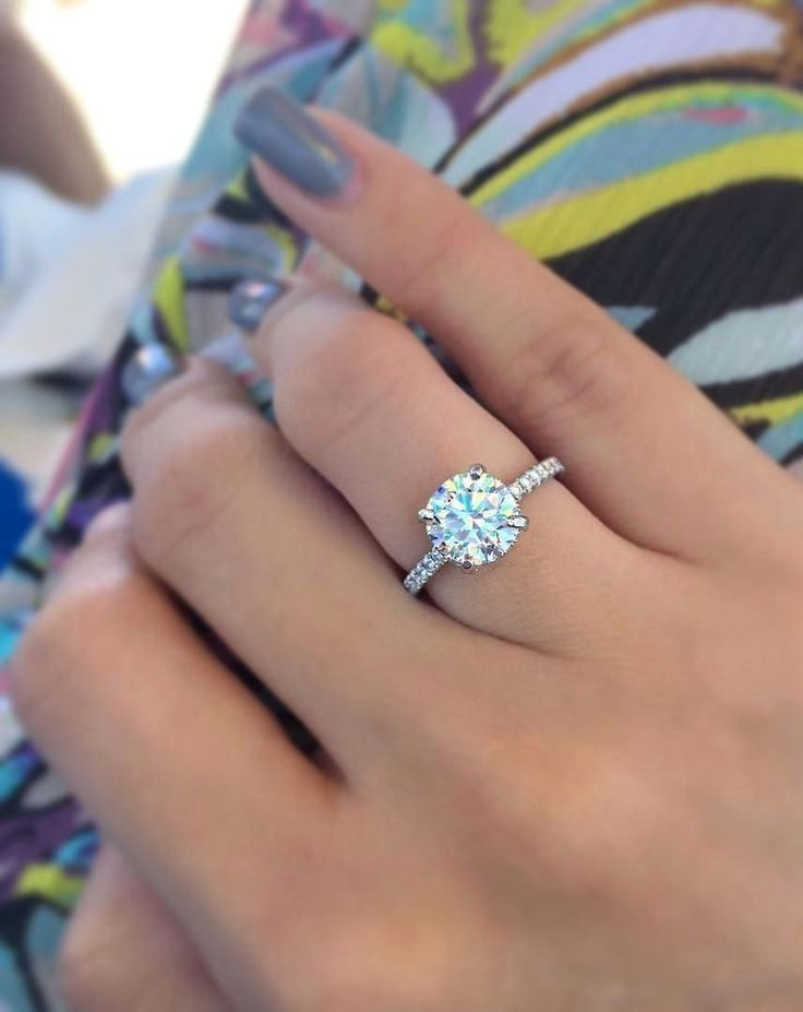 Real customers. Real proposals. Real engagement rings and wedding bands from Blue Nile. #beautifulweddingringsjewelry