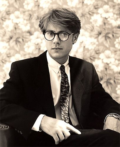 Bespectacled Birthdays: James Spader, c.1980s