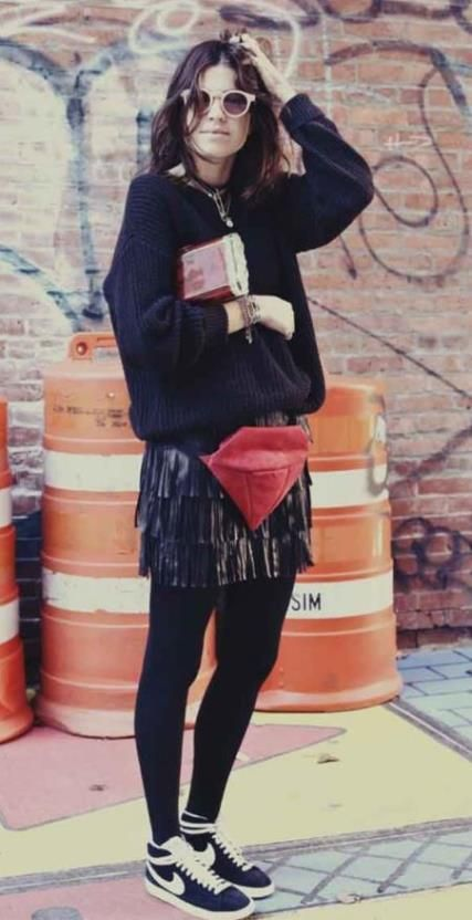 해외 패션 블로거 : 린드라메딘 Leandra medine